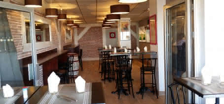 Restaurant Obaïona Café Lacanau Océan Salle