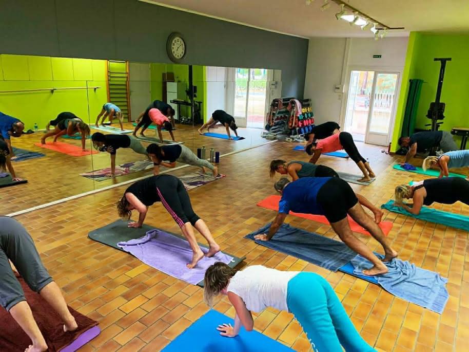 NR Fitness Club