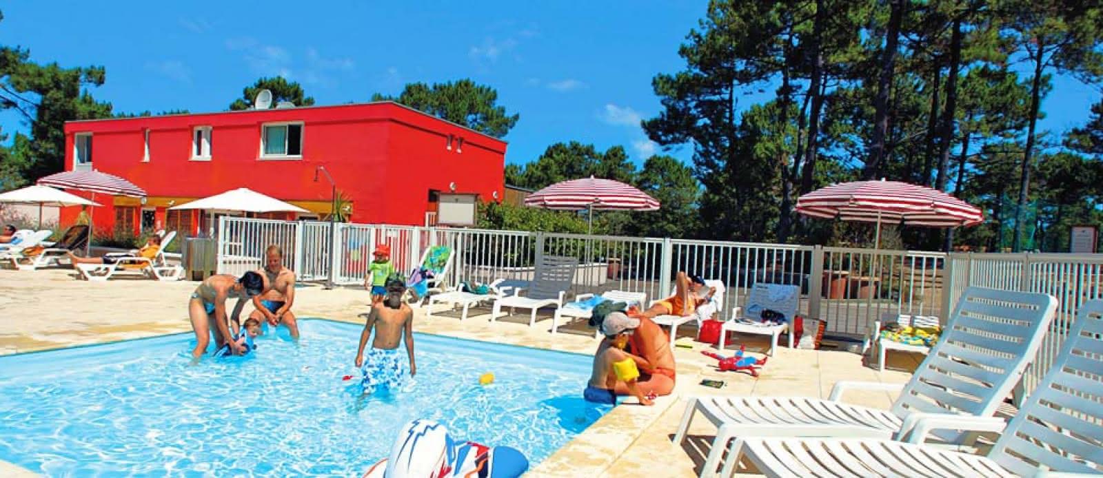 Résidence de tourisme Résidence les Grands Pins Carcans-Maubuisson Exterieur