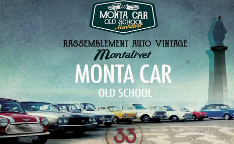Monta Car Old School