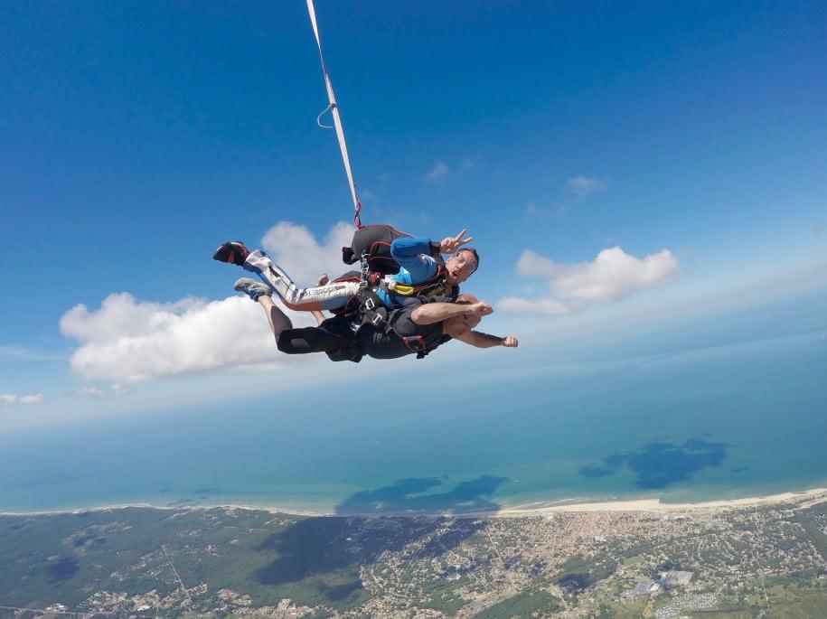 XLR Parachutisme