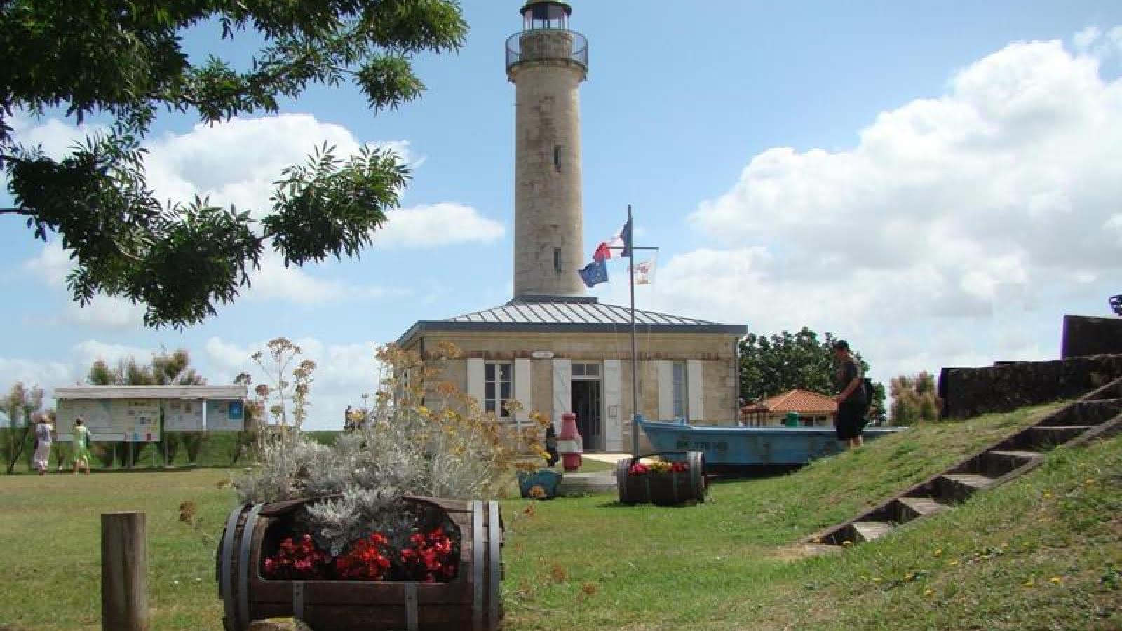 Jau-Dignac-et-Loirac - Musée du Phare de Richard