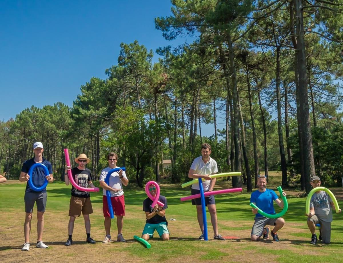 UCPA - Golf Ecole du Baganais