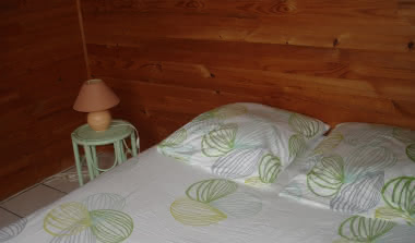 Location - Eyraguibel- Hourtin-chambre