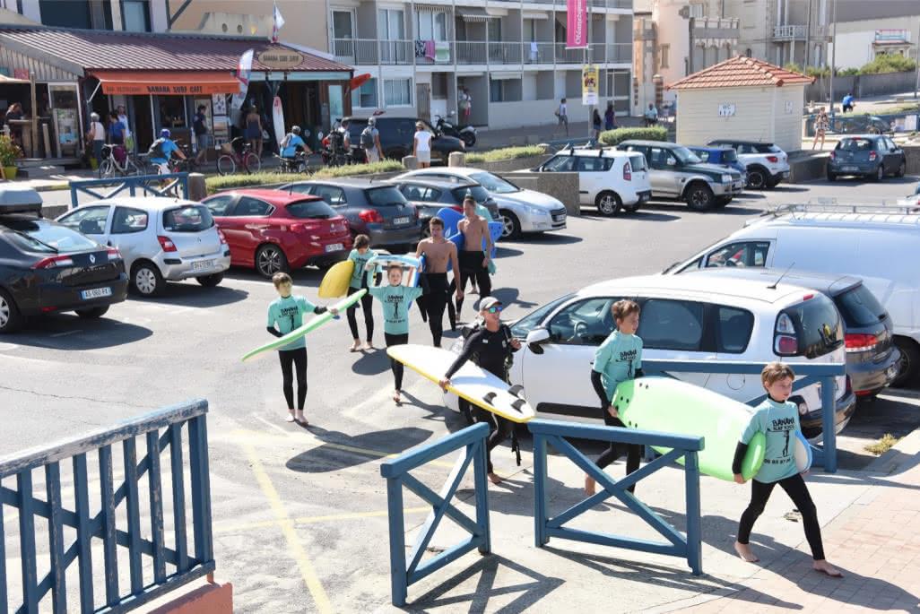 Ecole de Surf-Banana Surf School-Lacanau (1)