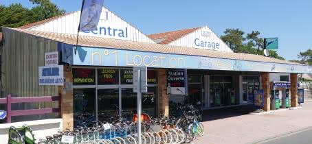 Location de Vélos Central Garage (1)
