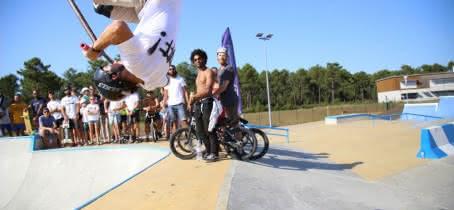 Skatepark Lacanau ville