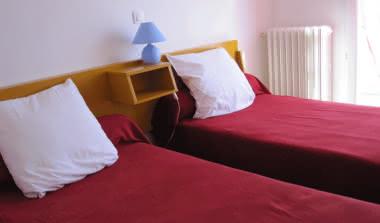 Le Moutchico chambre