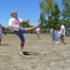 Championnat du monde de lancer de tong 0608