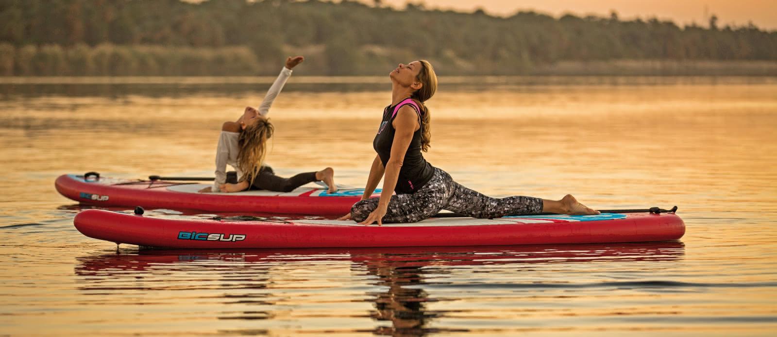 Yoga SUP - Tengo Frio Lacanau