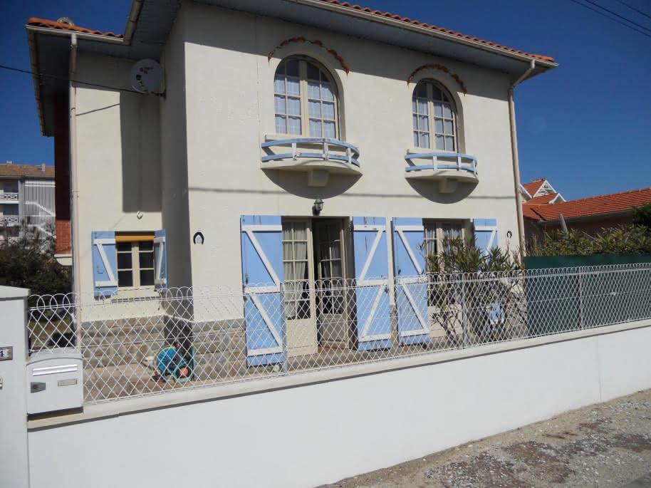villa proche centre et plage