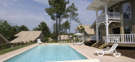 Estivel - Les Villas d'Eden Club